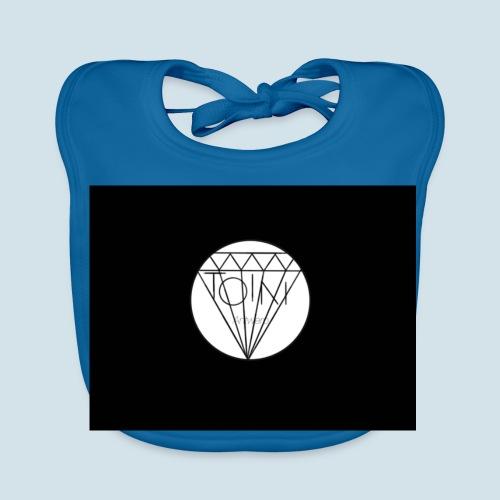 Toin clothing logo - Bio-slabbetje voor baby's