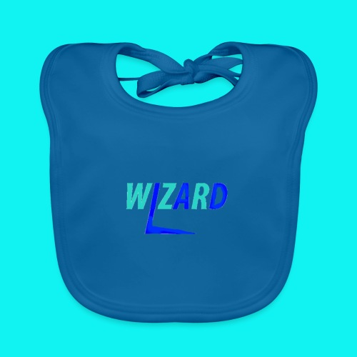 Wizard Williams Merch - Baby Organic Bib
