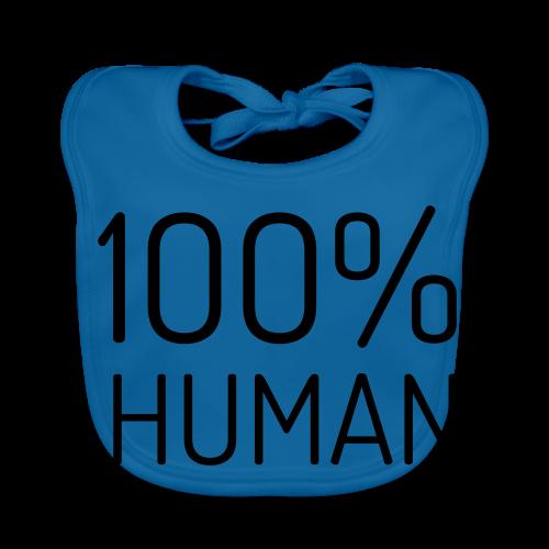 100% Human - Bio-slabbetje voor baby's