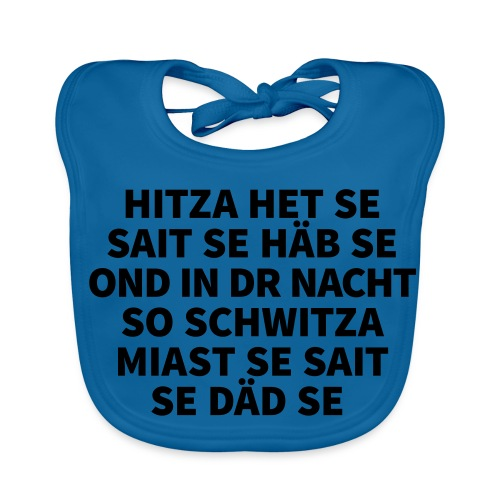 Hitza - Baby Bio-Lätzchen