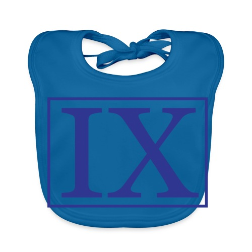 Thiximo Logo - Bio-slabbetje voor baby's