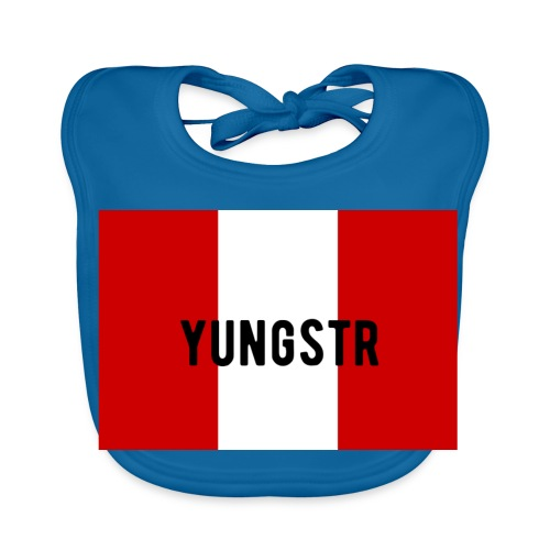 youngstr Simple Hoodie - Baby økologisk hagesmæk