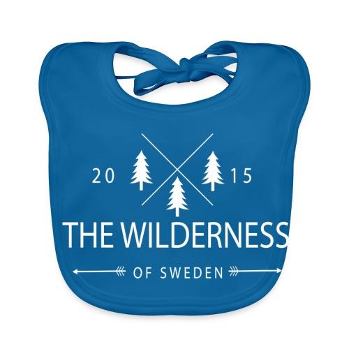 The Wilderness Of Sweden - Ekologisk babyhaklapp
