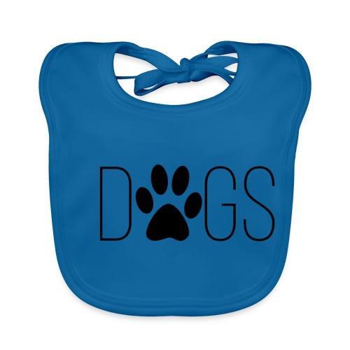 dogs - Bio-slabbetje voor baby's