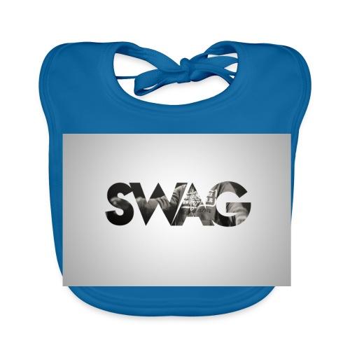 _SWAG CAMS - Bavoir bio Bébé