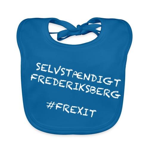 Selvstændigt Frederiksberg #FREXIT - Baby økologisk hagesmæk
