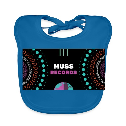 Muss_records_1_-1- - Bavoir bio Bébé