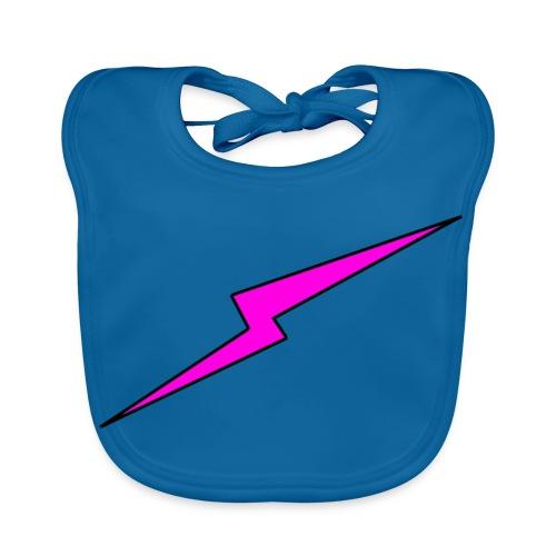 powerkid logo - Bio-slabbetje voor baby's