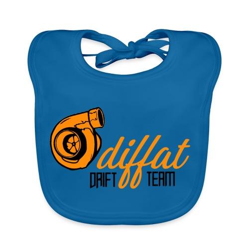 Odiffat Drift Team - Ekologisk babyhaklapp