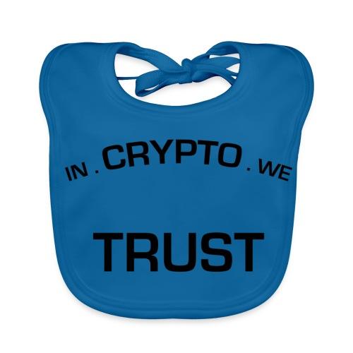 In Crypto we trust - Bio-slabbetje voor baby's