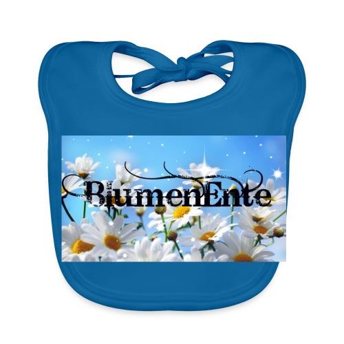 BlumenEnte - Baby Bio-Lätzchen