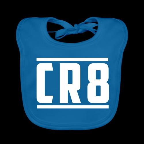 CR8 Hoodie - Black - Baby Organic Bib