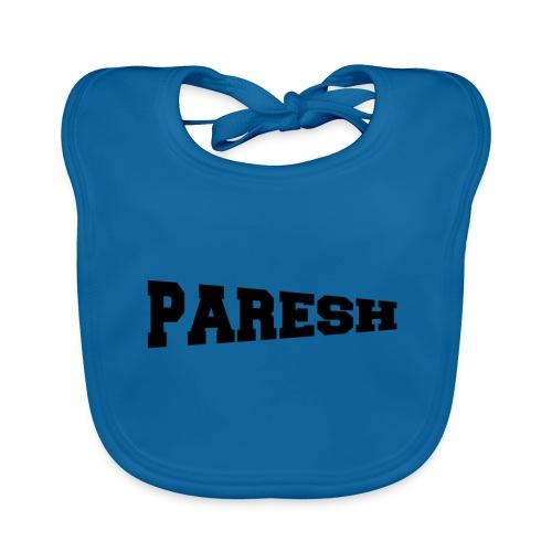 Paresh - Baby Organic Bib