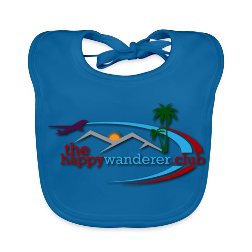 The Happy Wanderer Club - Baby Organic Bib