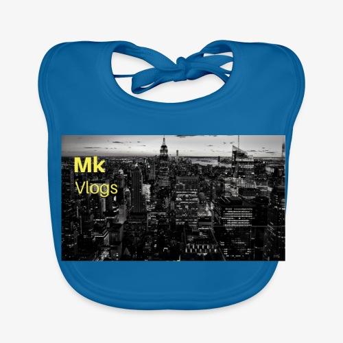 MK VLOGS 9 - Baby Organic Bib