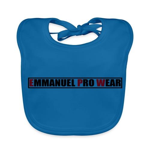 Emmanuel pro wear - Baby Organic Bib