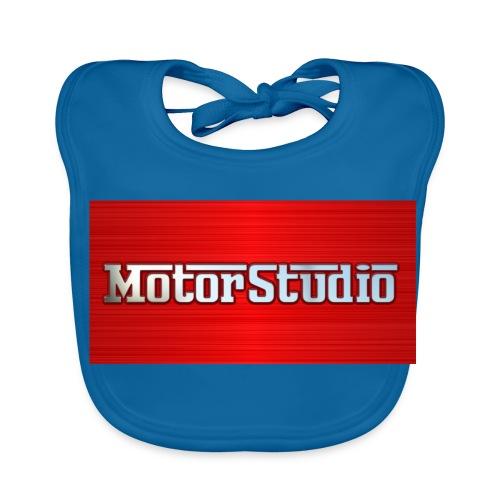 Motor Studio Design 1 - Baby Organic Bib