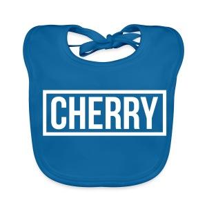 Cherry White - Bio-slabbetje voor baby's