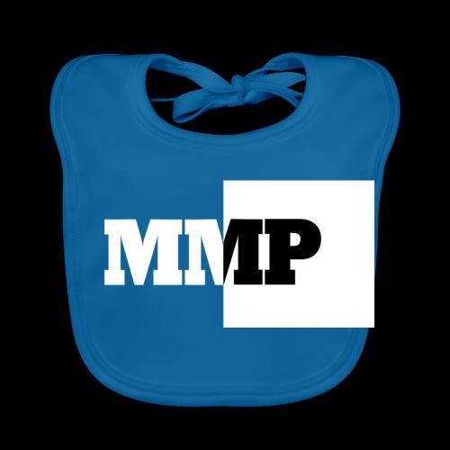 Monkey Music Production logo MMP - Baby Bio-Lätzchen