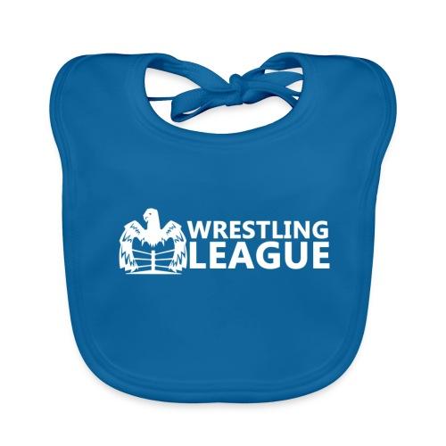 Wrestling League Flat Cap - Baby Organic Bib