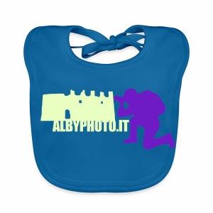 Logo Albyphoto Viola & Giallino - Bavaglino