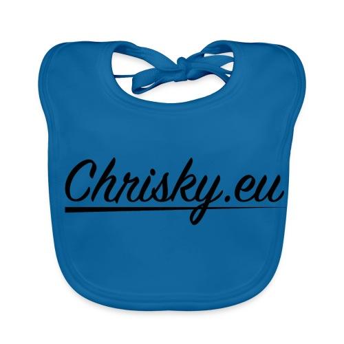 chrisky.eu logo schwarz - Baby Bio-Lätzchen