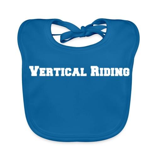 Vertical riding tröja - Ekologisk babyhaklapp