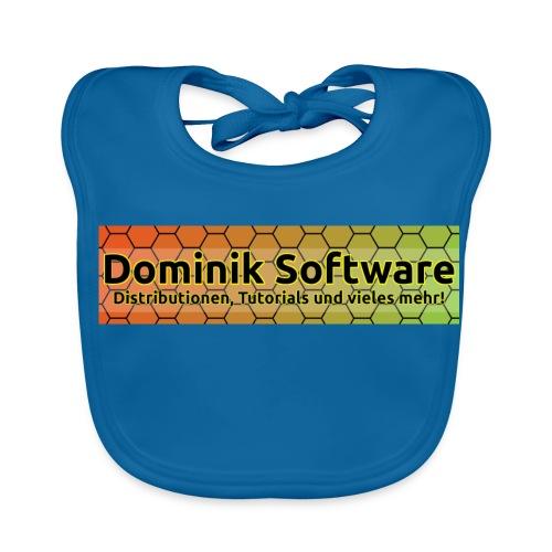 Dominik Software Banner - Baby Bio-Lätzchen