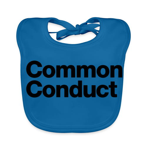 Common Sports - Baby Organic Bib