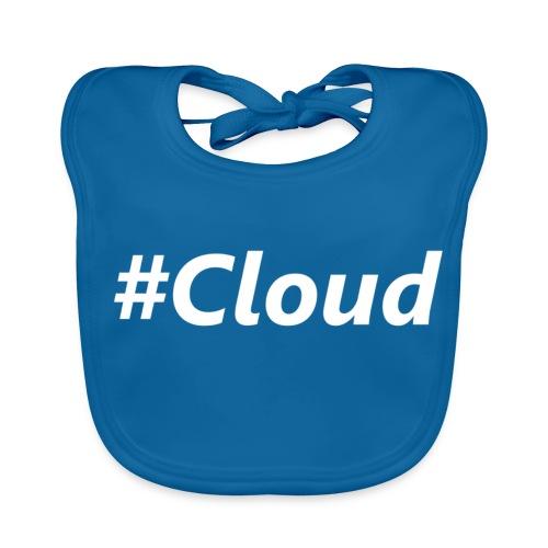 #Cloud White - Baby Bio-Lätzchen