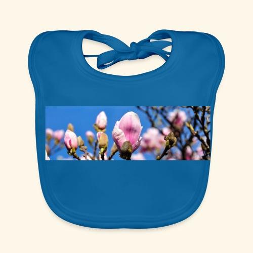 1040659 magnolia hintergrund - Baby Bio-Lätzchen