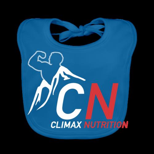 Climax Nutrition Logo - Baby Organic Bib
