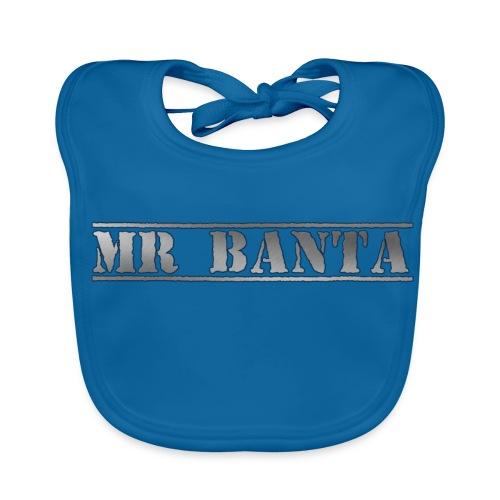 mr banta - Baby Organic Bib
