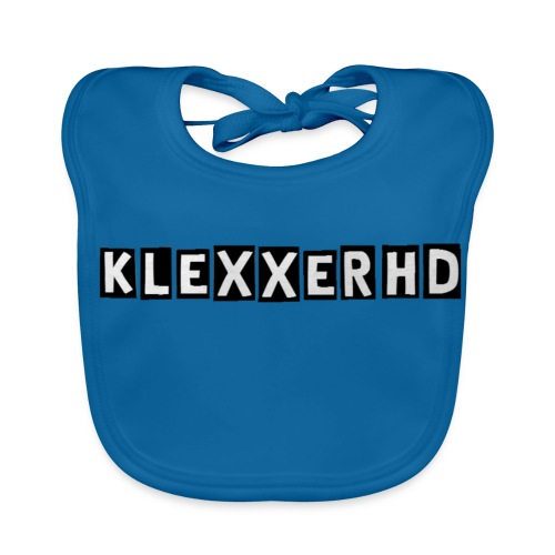 Klexxer Sportkleidung - Baby Bio-Lätzchen