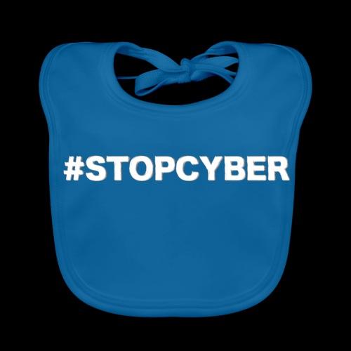#stopcyber - Baby Bio-Lätzchen