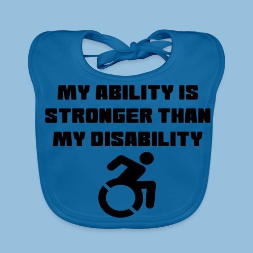 Ability2 - Bio-slabbetje voor baby's