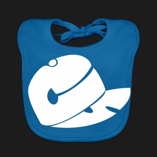 CS Capsucht logo wei - Baby Bio-Lätzchen