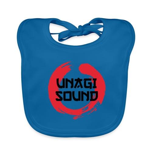 UNAGI SOUND LOGO - Baby Organic Bib