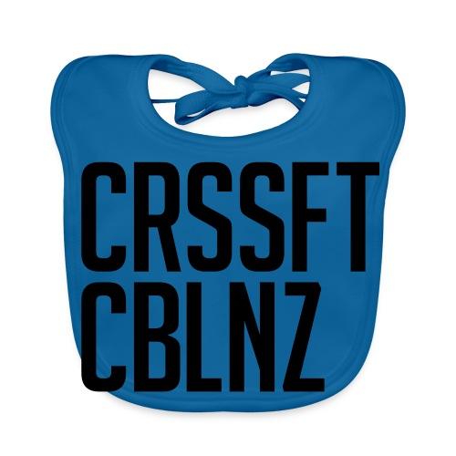 CRSSFT CBLNZ - Baby Bio-Lätzchen