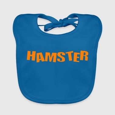 hamster Designs - Bavoir bio Bébé