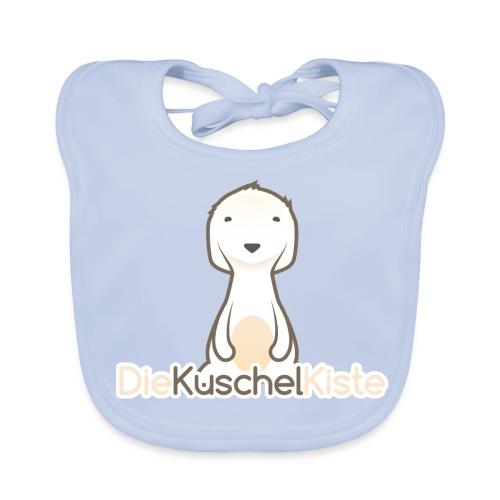 Die Kuschel Kiste: Unser Logo - Baby Bio-Lätzchen