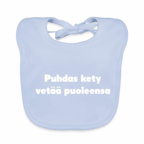 Kiilto - Vauvan ruokalappu