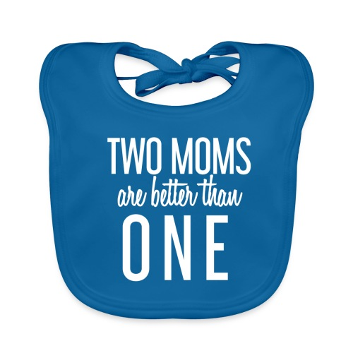 Two moms - Twee mama's - LGBT Family - Bio-slabbetje voor baby's