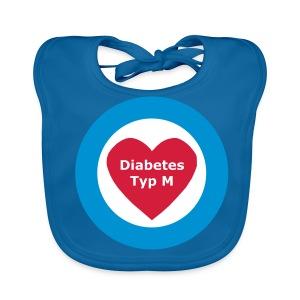 Diabetes Typ M - Baby Bio-Lätzchen
