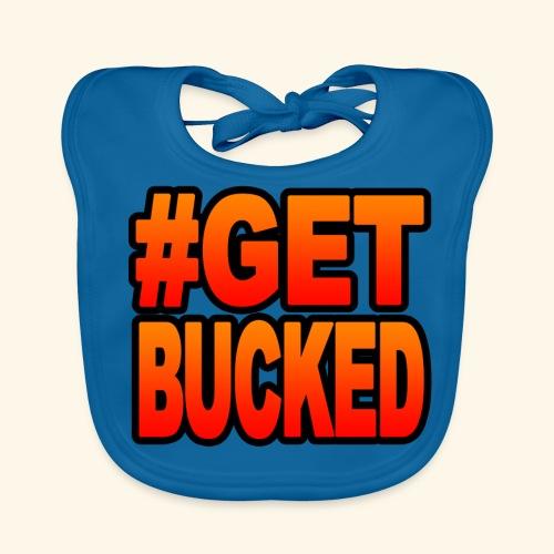 GetBucked - Baby Organic Bib