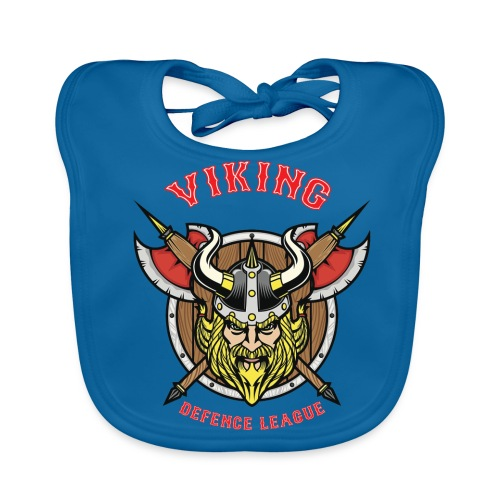 Viking League - Baby Organic Bib