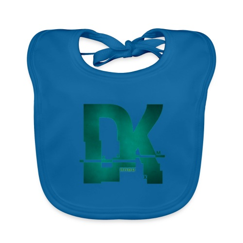 Dk hacked logo tshirt - Bavoir bio Bébé