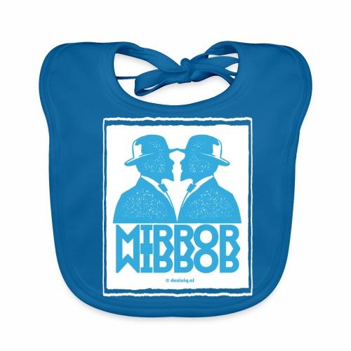 Mirror Mirror - Bio-slabbetje voor baby's