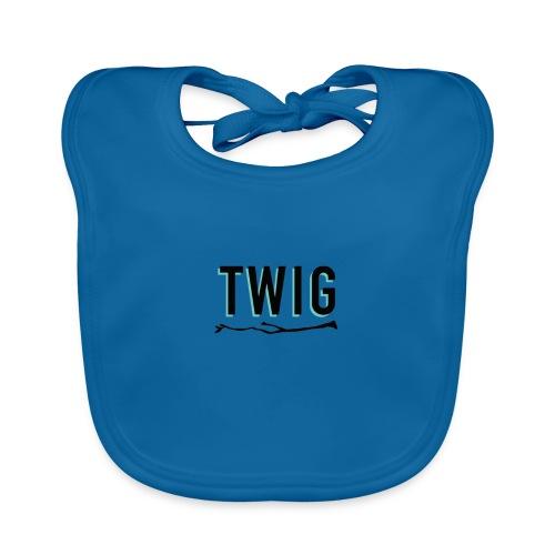 TWIG_3 - Bavoir bio Bébé
