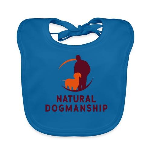 Natural Dogmanship Logo - Baby Bio-Lätzchen